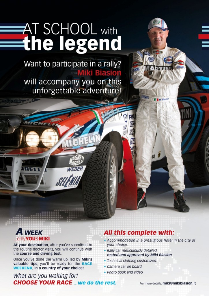 rally personal trainer miki biasion